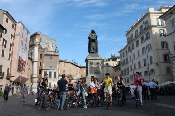 Rome Private bicycle tours